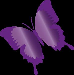 Lilla sommerfugl